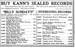 Kanns sealed records