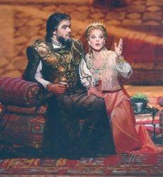 Mary Mills as Ilia in Idomeneo