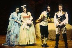 Mary Mills  as Susanna in Le Nozze di Figaro