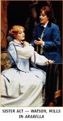 Mary Mills as Zdenka in Arabella