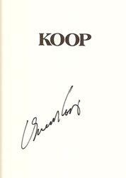 C. Everett Koop, M.D.