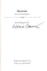 Dr. Richard Rapport