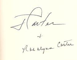 Pres. Jimmy & Rosalynn Carter