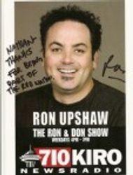 Ron Upshaw