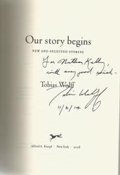 Tobias Wolff