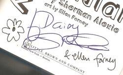 Sherman Alexie, Ellen Forney