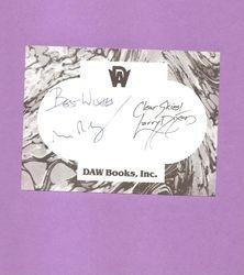 Mercedes Lackey, Larry Dixon