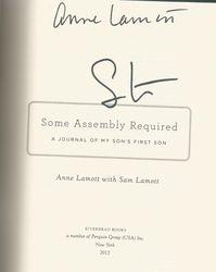 Anne Lamott, Steve Lamott