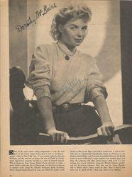 Dorothy MacGuire
