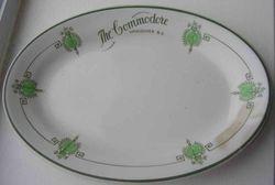 Commodore Plate