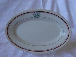Leonard Hotel Plate