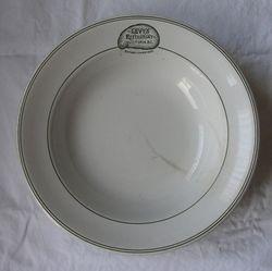 Levy's Restaurant Soup Bowl
