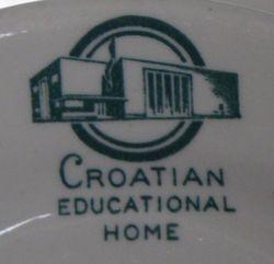 Croatian Educational Home logo