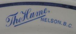 Hume Hotel Logo
