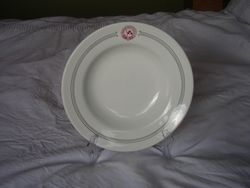 Canadian Pacific B.C.C.S.S. Soup Plate