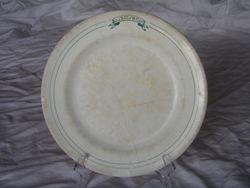 Union Steamship Company Plate