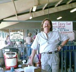 Dwain at NC Mtn State Fair