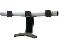 Base soporte triple para tres monitores o pantallas ergotron mexico