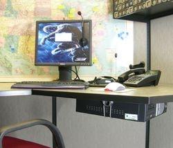 ergotron mexico soporte universal cpu bajo escritorio mesa