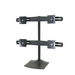 Ergotron DS100 cuadruple soporte para monitores pantallas lcd led escritorio mesa