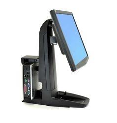 Soporte para escritorio de cpu y monitor juntos todo en uno all in one