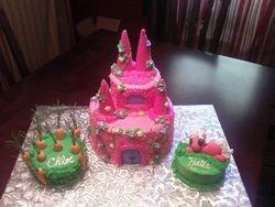 Princess Pony Castle