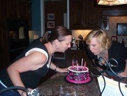 Toni & Jerri Lynn's birthday