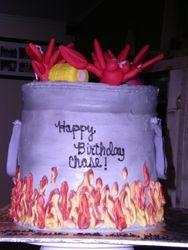 Crawfish Cake