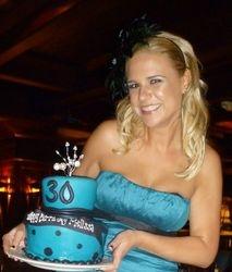 Melissa turns 30!