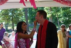 Nisha & Patrick's engagement party