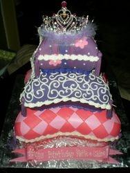 Pillows for Princesses!