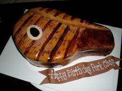Pork Chop Cake