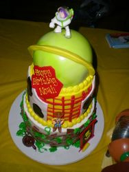 Another Toy Story cake