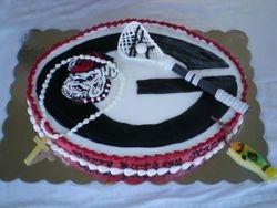 UGA Cake