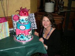 Cathy's 40th B-day
