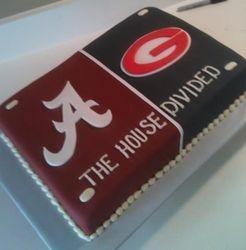 Alabama vs. Georgis House Divided