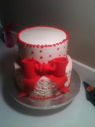 Ainsley's b-day Cake