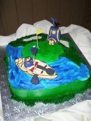 Scott's groom's cake