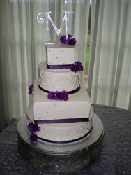 Lauren's Wedding Cake
