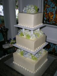 Elizabeth's Wedding Cake