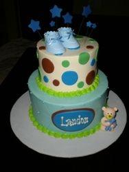 Landon's Baby Cake