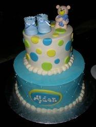 Aiden's baby cake