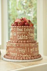 Drew's cake