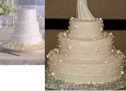 Courtesy of www.CakeWrecks.com