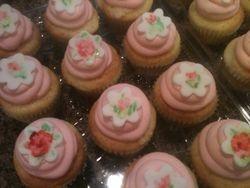 China inspired cupcakes