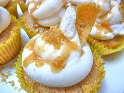 Salty Caramel & Frito cupcakes!