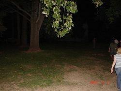 Gettysburg Holiday Inn Alley/Water Tank Gettysburg, Pa.  9/2007