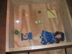 The Control Box in Casemate #5.