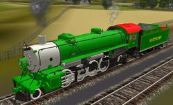 Southern 4501 (Green Machine)