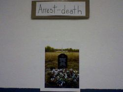 Arrest and Death